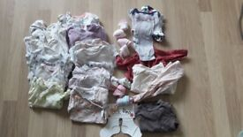 Baby clothes Newborn / 1 month Girl