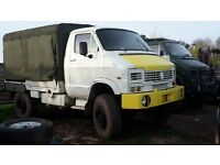 RB44. Permanent 4x4. Epic truck. Low mileage and great condition.