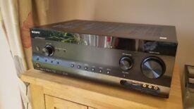 Sony STR-DH820 Home Cinema Amplifier & KEF Speakers
