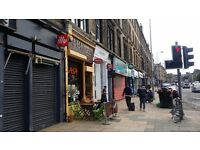EDINBURGH CAFE HOT-FOOD DELI AND TAKEAWAY £850/MTH