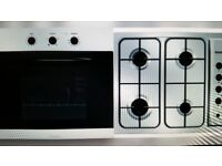 Baumatic electric oven and gas hob- oven is faulty