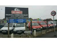 vauxhall combo van 1.3 cdti sale now on over 15 cheap vans excellent condition 90 days warranty