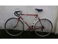 retro 70s Sun road bike in good working order