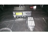 Icom IC-V8000 Transceiver with HM 133V Mic
