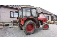 Zetor 4718 tractor