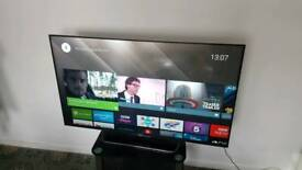 "Sony Bravia KDL-50W809C 50"" 3D Full 1080p Freeview HD LED Android Internet TV"