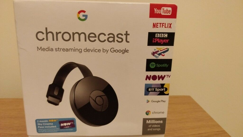 BRAND NEW Google Chromecast  Selling as I already have one and this came as  a gift  | in Hall Green, West Midlands | Gumtree
