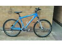 Men's 27 Speed Hydraulic Hardtail Mountain Bike in GOOD Condition