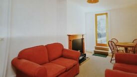 2 Bedroom first Floor Victorian conversion flat with SUN TERRACE 2 mins Putney DL Rail & High Street