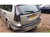 breaking saab 9 3 silver 5 door estate diesel all of the parts are available just ask for prices
