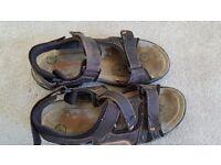 Men's Walking & Beach Sandals - UK Size 10