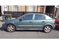 Vauxhall Astra 1.6 CD **** Cheap Runabout***