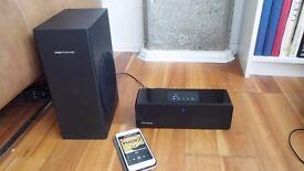 orbitsound M9 Bluetooth speaker with sub