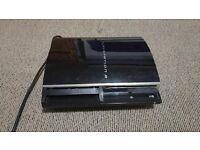PS3 FAT 60GB FOR PARTS