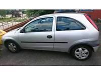 Vauxhall corsa 1lt 3 door