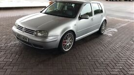Vw Golf 1.8t 6speed 240+bhp revo stage 3 highly modified over £5500 in invoices Brembo bbs jetex ..