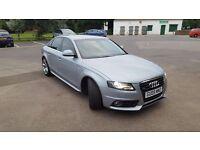Audi a4 3.0tdi quattro s line