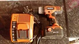 Drill and charger