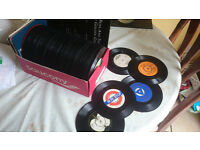 "1950's - 1990's 7"" Records Aprox 180 Various Artists £40 OVNO"