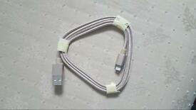 Iphone ipad charging data cable