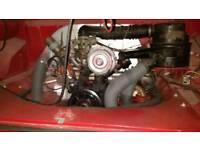 T2 campervan 1600cc