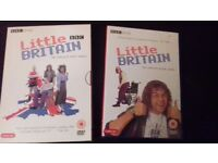 Little Britain Series 1 and 2