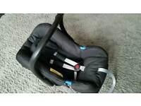 Britax Romer baby car seat