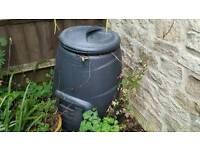 Garden composter bin