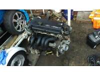 1.4 zetec engine 1999 fiesta 70k