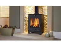 Stoves and log/wood burner - bnib from £350