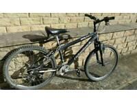 Mountain bike medium sized