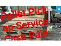 Pallet pick up (quick)