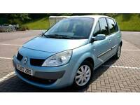 Stunning 2007 Renault Scenic 1.6 DYN VVT with FSH, Full MOT and 3 months warranty