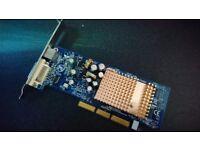 Gigabyte GeForce 6200 GPU DDR2 256MB (ft. DVI, S-Video)
