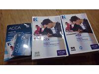 ACCA accountancy books - Bulk