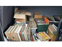Approx 3,000 vinyl bundle - Approx 14p per vinyl - See Full Description