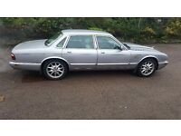 Jaguar XJ8 year 2000 model. 3.2 V8 Only 98500 genuine miles.