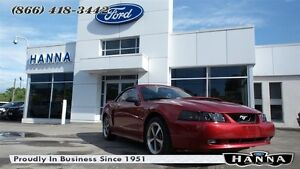 2003 Ford Mustang CONVERTIBLE *5-SPEED MANUAL* 4.6L V8 WITH LEAT