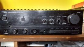 Trio A-5X Amplifier