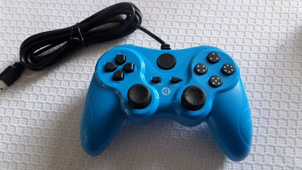 PS3 Controller...Wired, brand new. | in Hull, East Yorkshire | Gumtree