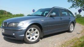 BMW 318i Touring.