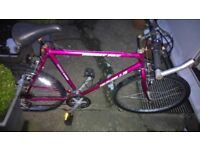Men's emelle mountain bike fully working order