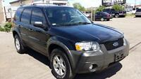 2007 Ford Escape XLT, LEATHER, SUNROOF, REMOTE START. Hamilton Ontario Preview