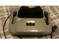 Pro Shiatsu Massager. Electrical, no batteries, strong massage.