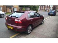 Seat Leon, 1.8 Turbo, Petrol, 6 speed manual gearbox