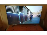 "Samsung 55"" QE55Q6F 4K Ultra HD QLED TV Energy Class A. £690"