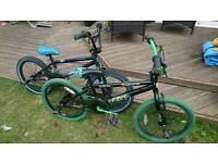 """BMX bikes 20"""""""