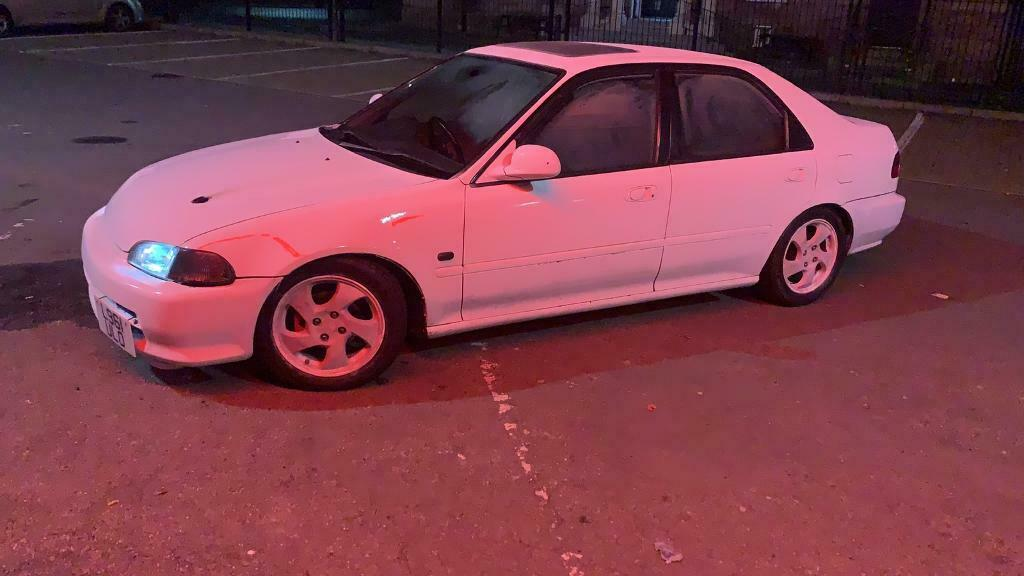 Civic d16z6 Turbo READ DESCRIPTION | in Rotherham, South Yorkshire | Gumtree