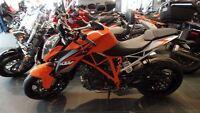 2014 KTM 1290 SuperDuke R -