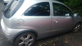 For sale corsa 1.8 petrol 2005